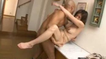 Jav Housewife Raped By Intruder Hardcore Fucking