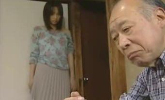 Cheating Japanese Wife Blackmailed by Father in law