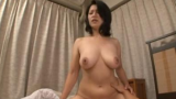 Busty Japanese Mom Fucking Own Son