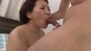 Son Becames Japanese Mom's Husband