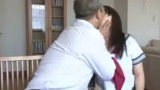 School Going Japanese Step Daughter Fucked