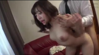 Beautiful Girl Aya Sazanami Hot Sex with Lover