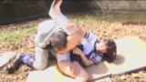 Crippled Teen Daughter Fucked In the Mountains
