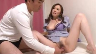 Horny Mature Japanese Roomservice Milf Enjoyed