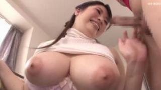 Busty Japanese Teacher Sucking Teen Student Dick