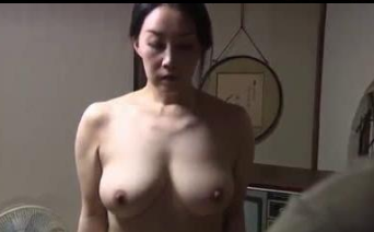 Young Japanese Wife Abused By Father In Law