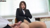 Kinky Teacher Unable To Check Her Lust