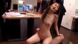 Office Gangbang Sex For Beautiful Secretary