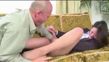 Old Man Rape Beautiful Young Secretary