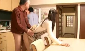Bossy Wife Cuckold Husband With Father In Law