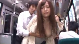 Japanese Public Transport Fucking