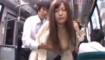 Japanese Public Transport Fucking
