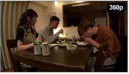 Japanese Housewife Sex With Husband Friend