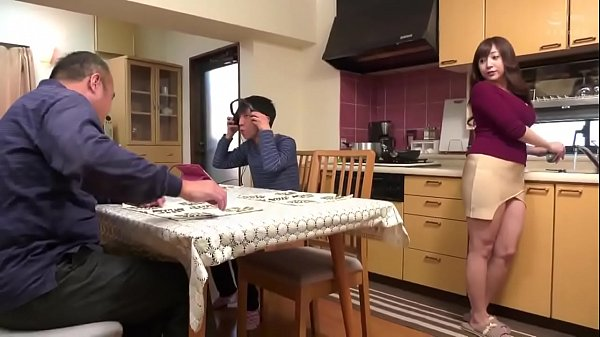 Japan Father In Law Fucks Sons Wife
