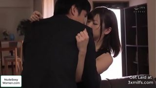 Japanese Wife Forced by Husband's Friend