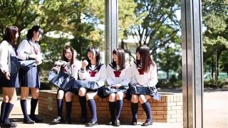 Tiny Japanese Schoolgirls Get Fucked At School