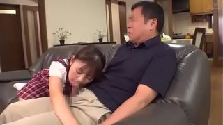 Japanese Teen Daughter Abused & Fucked
