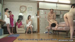 Japanese Girls Getting Fucked In Massage