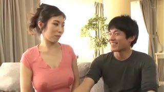Neighbour Japanese Milf Breast Feeding