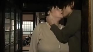 Japanese Milf Sex With Husband's Young Friend