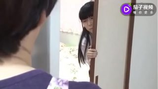 Japanese Teen Afraid Of Stepfather