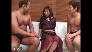 Japanese Uncensored Fetish Gangbang