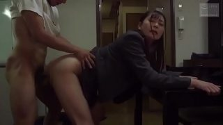 NSPS-881 Jav Wife Affair With Beloved Son-In-Law
