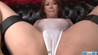 Japanese Beauty Submits Her Body To Men
