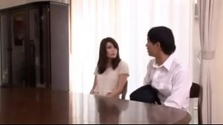 Seducing Beautiful Japanese Daughter In Law