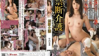 GVH-133 Beautiful Nurse Falls Into Affair With Old Patient